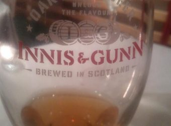 Reach for yer Innis & Gunn