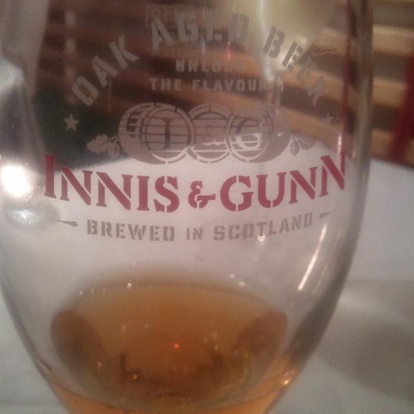 Reach for yer Innis & Gunn