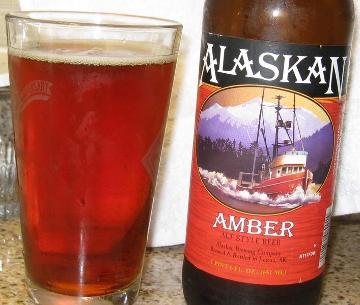 A Great Beer From Sarah Palin's State!