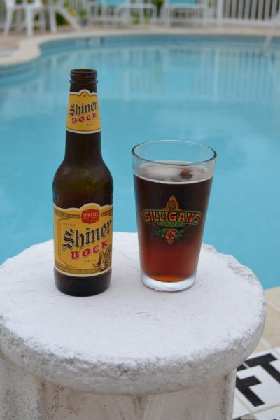Shiner Bock – not just a pretty face