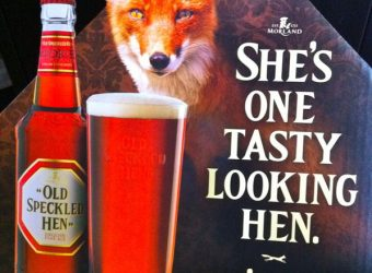 What happened to my Old Speckled Hen?