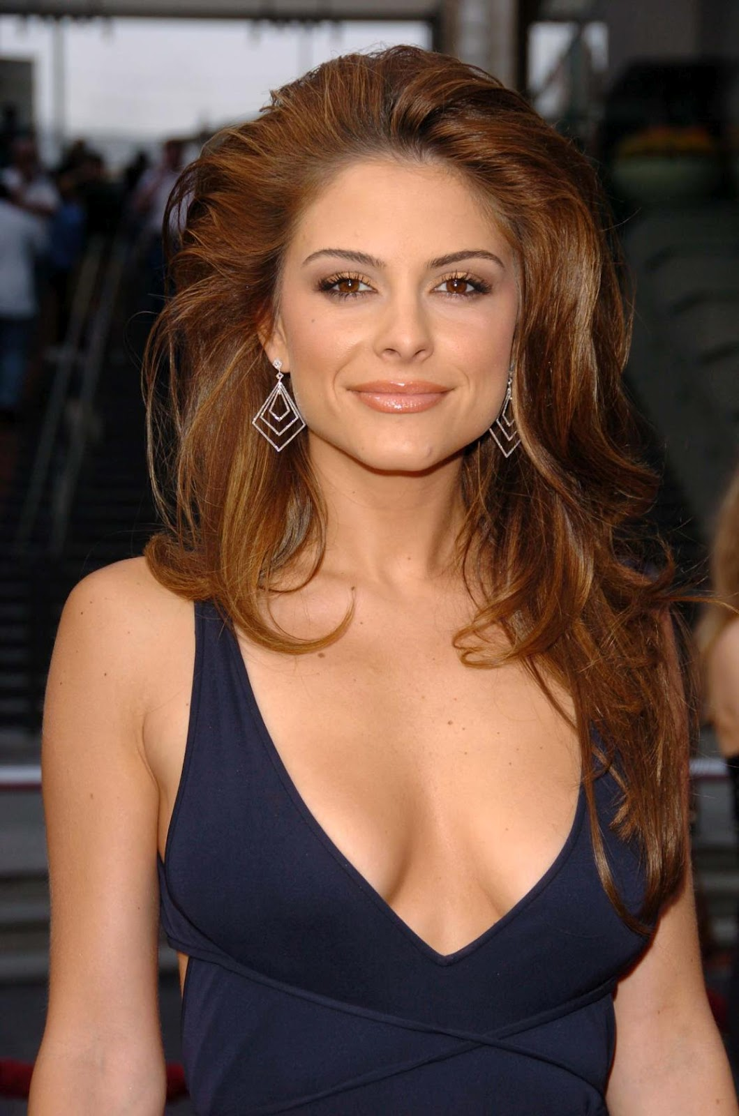 Cleavage Maria Menounos naked (83 foto and video), Tits, Paparazzi, Boobs, braless 2006