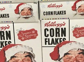 Sno' Flakes for Christmas