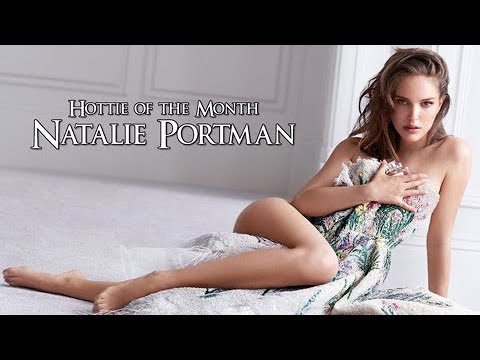 Hottie Of The Month – Natalie Portman