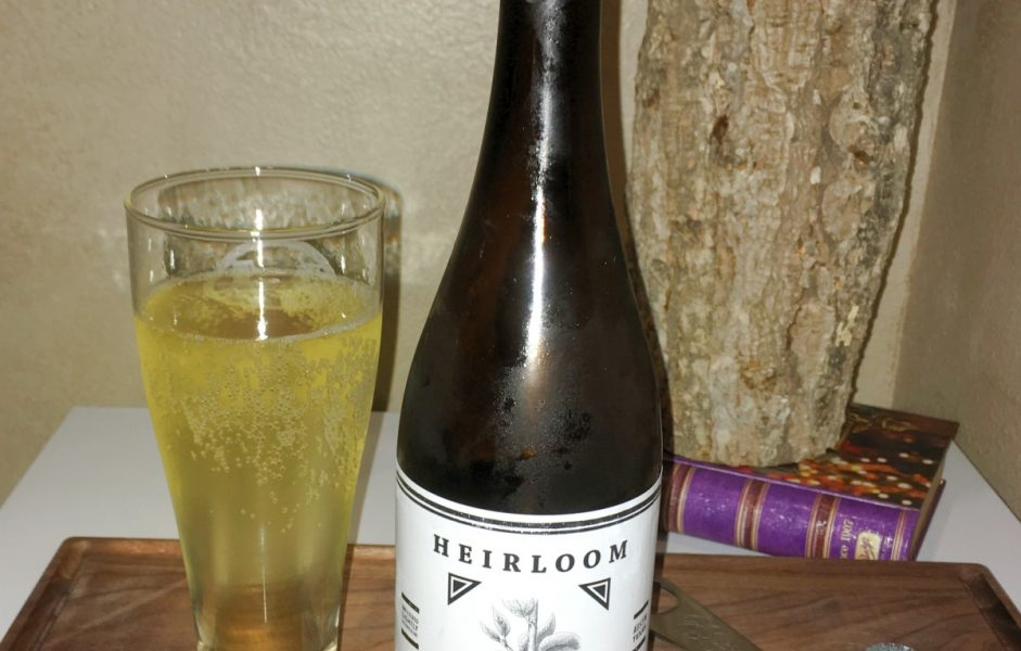 Heirloom Cider by Texas Keeper