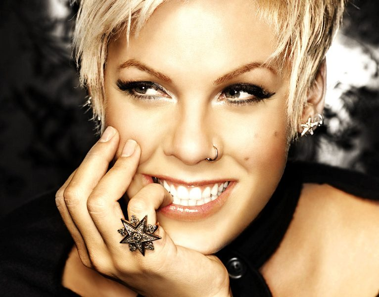 P!nk is here!