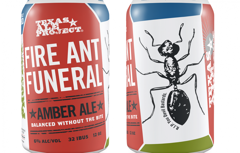 Fire Ant Funeral Amber Ale