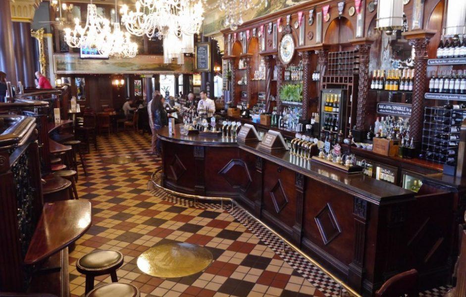 The British Pub Experience