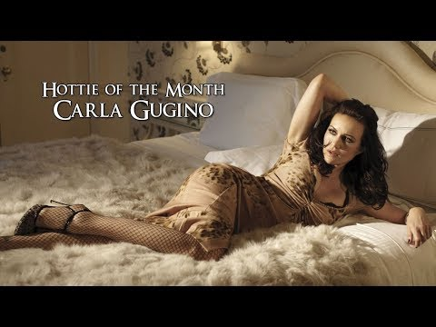 Hottie Of The Month – Carla Gugino