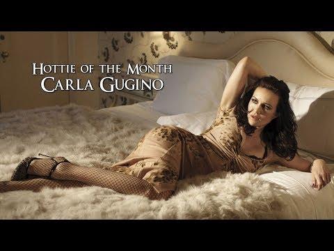 Hottie Of The Month – Carla Gugino