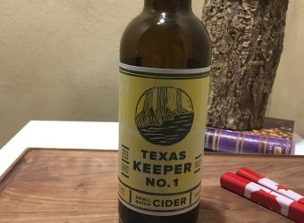 Another Cider – Texas Keeper No. 1