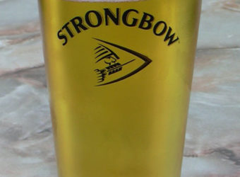 The Early Days In Ten Drinks – 01 – Strongbow Cider