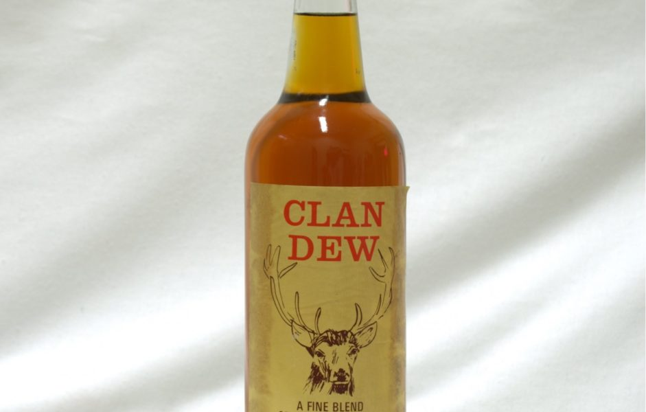 The early days in ten drinks – 3 Clan Dew & Scotsmac