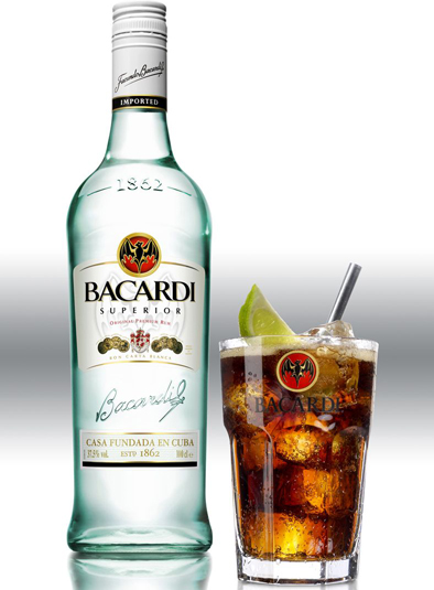 The Early Days In Ten Drinks – 03 – Bacardi, Vodka, Gin