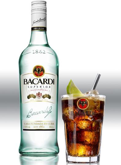 The Early Days In Ten Drinks – 03 – Bacardi, Vodka, Gin
