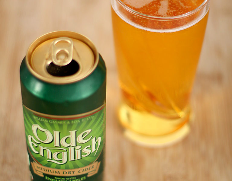 The Early Days In Ten Drinks – 04 – Gaymer's Olde English Cider