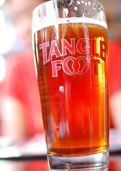 The Early Days In Ten Drinks – 06 – Badger's Tangle Foot