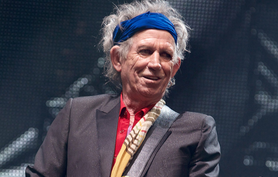 Pete's Gone, Joe's Gone, David's gone … But Keef is still going strong!