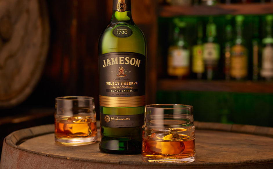 The Early Days In Ten Drinks – 09 – Jameson Irish Whiskey