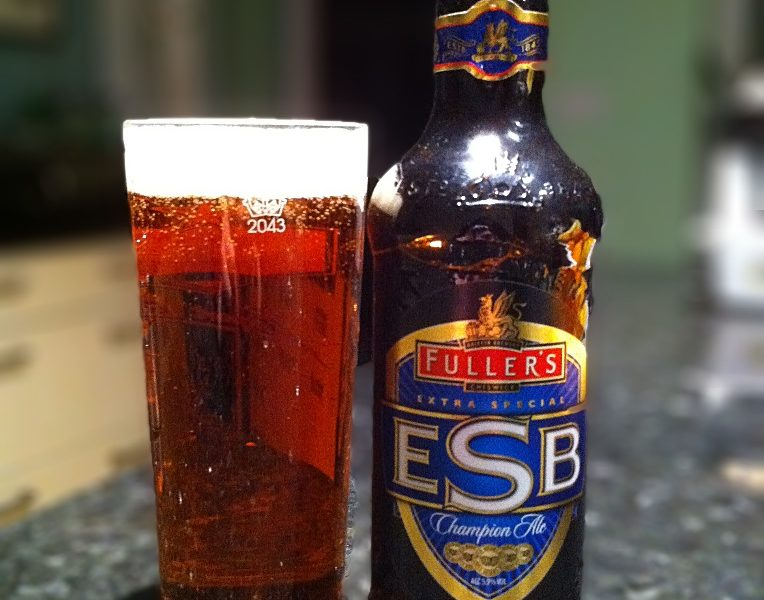 The Early Days In Ten Drinks – 10 – ESB + Old Pecker