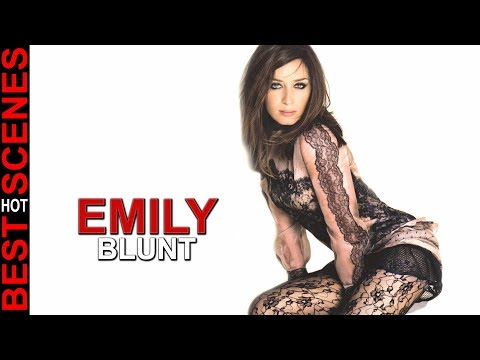 Emily Blunt, not Just the new Mary Poppins!